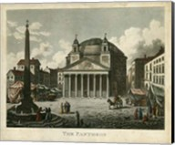 The Pantheon Fine-Art Print