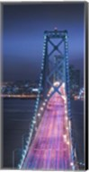 Oakland Bridge 1 Color Fine-Art Print