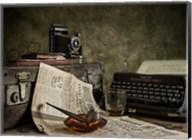 Jonnie Walker War Correspondent Fine-Art Print