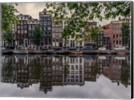 Amsterdam Reflections Fine-Art Print