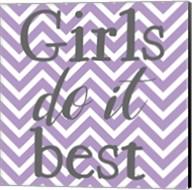 Girls Do It Best Fine-Art Print