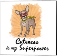 Superpowered Cuteness Fine-Art Print