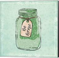 Jar Of Bravery Fine-Art Print