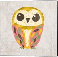 Owl Love 3 Fine-Art Print