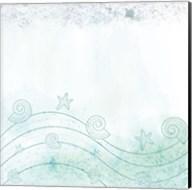 Splatter Sea Fine-Art Print
