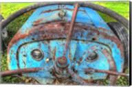 Tractor Seat 2 Fine-Art Print