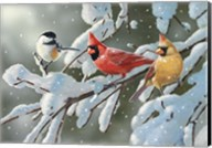 Heavy Snowfall Fine-Art Print