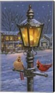 Winter Glow Fine-Art Print