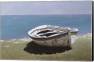 Weathered Boat Fine-Art Print