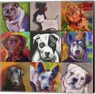 Dogs Fine-Art Print