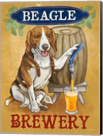 Beer Dogs IV Fine-Art Print