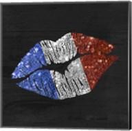 French Kiss Fine-Art Print