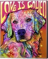 Love is Golden Fine-Art Print