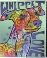 Whippet Love Fine-Art Print