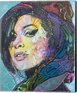 Amy Winehouse Fine-Art Print