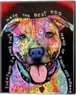 Best Dog Fine-Art Print