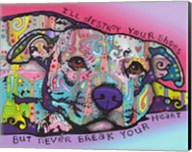 Never Break Your Heart Fine-Art Print
