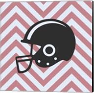 Eat Sleep Play Football - Pink Part III Fine-Art Print