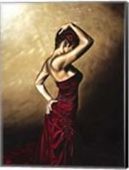 Flamenco Woman Fine-Art Print