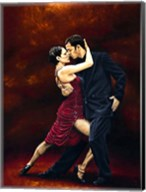 That Tango Moment Fine-Art Print