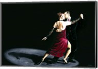 The Rhythm of Tango Fine-Art Print