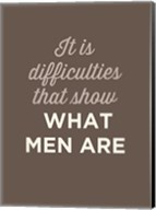 What Men Are Fine-Art Print