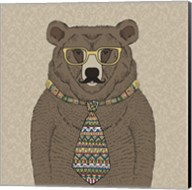 Bear-man Fine-Art Print