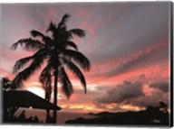 Antigua Sunset I Fine-Art Print