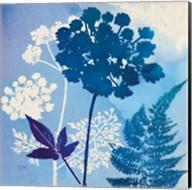 Blue Sky Garden IV Fine-Art Print