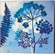Blue Sky Garden II Fine-Art Print