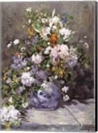 Grande Vaso di Fiori Fine-Art Print