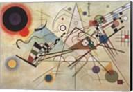 Composition VIII, 1923 Fine-Art Print