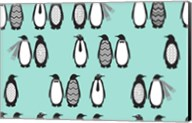 Penguin Parade Fine-Art Print