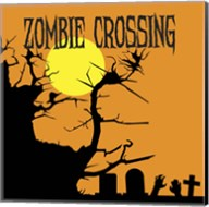 Zombie Crossing Fine-Art Print