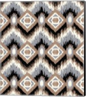 Holiday Ikat Fine-Art Print