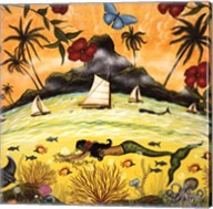 Tropical Paradise Fine-Art Print