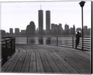 Jersey City Boardwalk Fine-Art Print