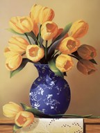 Yellow Tulips Fine-Art Print