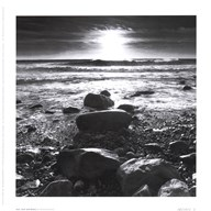 Sun Surf Rocks Fine-Art Print