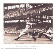 Joltin' Joe DiMaggio Fine-Art Print