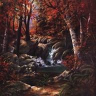 Rock Creek Fine-Art Print
