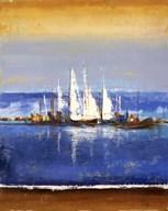 Blue Ocean II Fine-Art Print