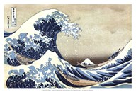 The Great Wave at Kanagawa Fine-Art Print