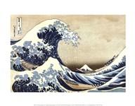 The Great Wave at Kanagawa Fine-Art Print