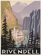 Visit Historic Rivendell Fine-Art Print