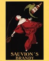 Sauvion's Brandy Framed Print