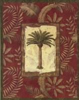 Exotica Palm II Framed Print