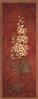 Delphinium Framed Print
