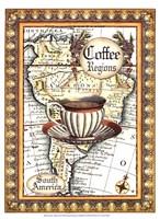 Exotic Coffee (D) I Framed Print