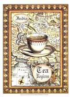 Exotic Tea (D) I Framed Print